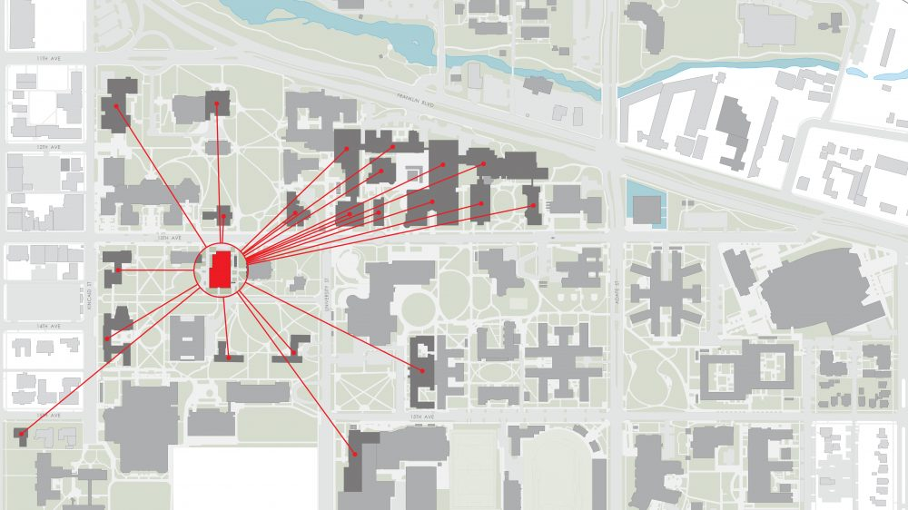 09 - OFFICE 52 Architecture - UO Tykeson Hall - Campus Plan