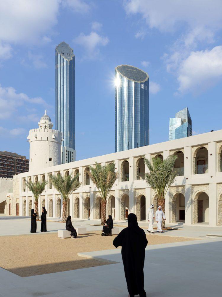11. Palace courtyard, Qasr al Hosn