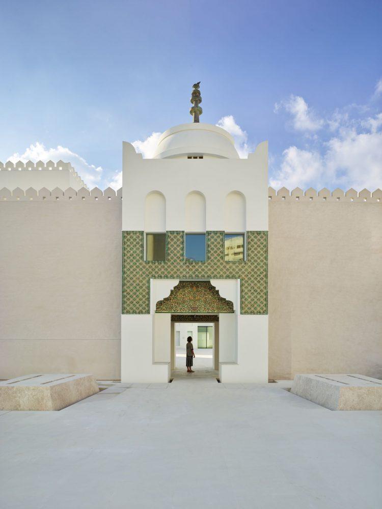 2. Entrance, Qasr al Hosn copy