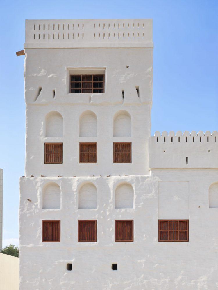 20. Palace tower, Qasr al Hosn