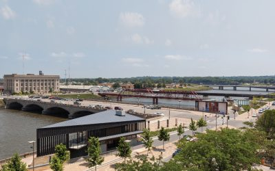Des Moines Dialogue by Substance Architecture