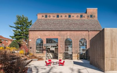 Facade Alterations by Bruner/Cott Turn Steam Plant Inside Out