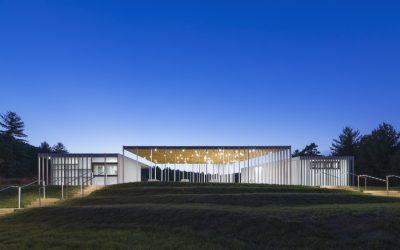 Ephemeral Field House by design/buildLAB