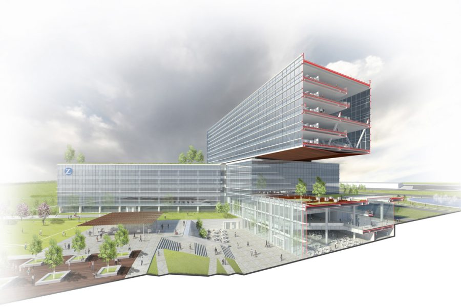 Zurich-North-America-Headquarters_3D-Section