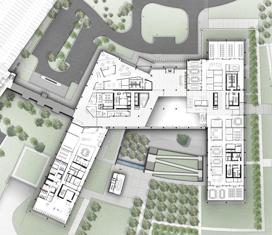 Zurich-North-America-Headquarters_Plan_Level-1
