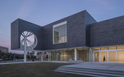 First look at Michael Maltzan's Moody Center for the Arts in Houston