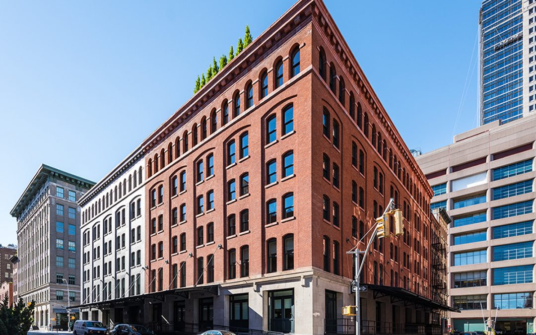 Historic Tribeca warehouse meets its match