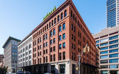 Historic Tribeca warehouse meets its match
