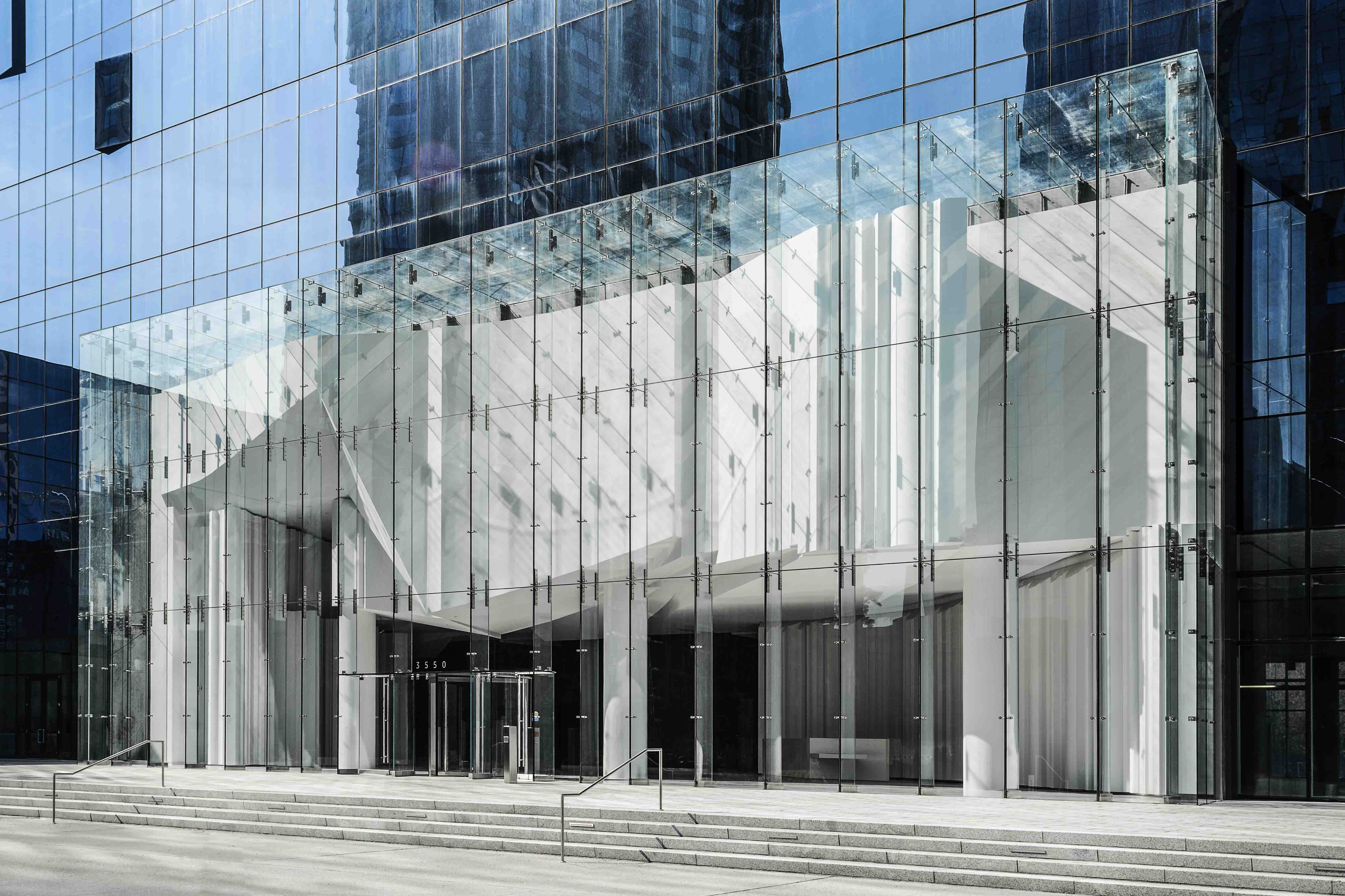 W Amp W Glass Llc Facades Premier Conference On High