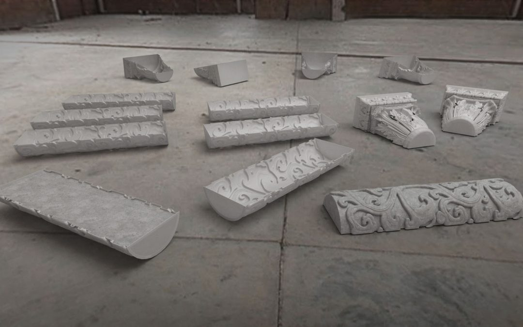 edg creates customizable 3D-printed concrete molds