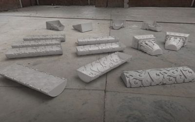 edg creates customizable 3D-printed concrete molds