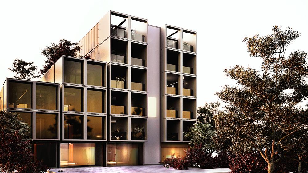 Housing Multi Floor