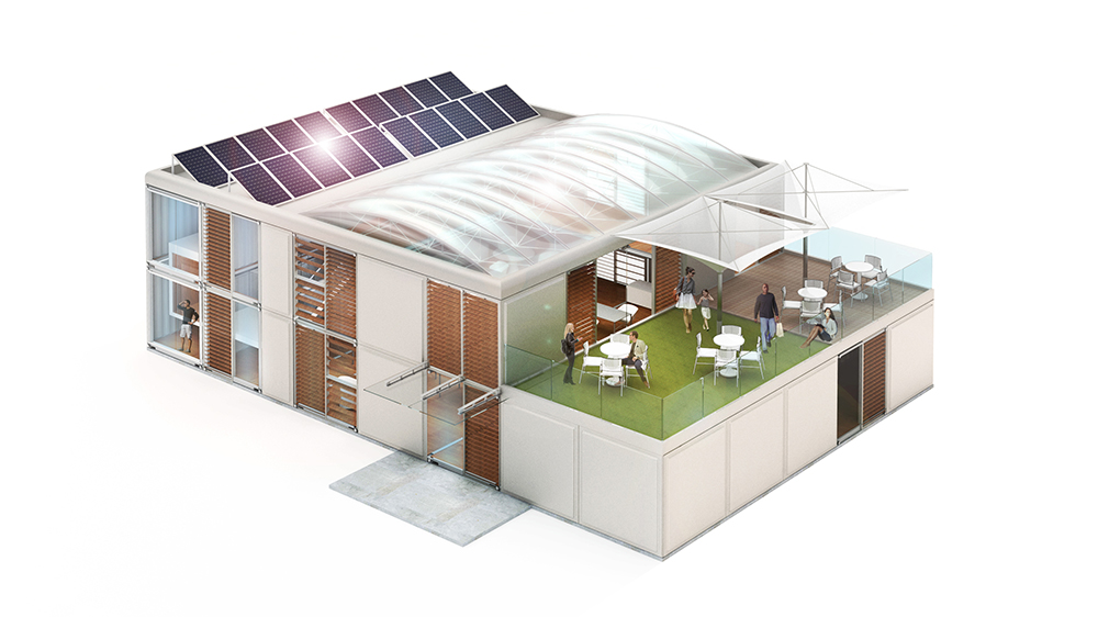 Innovation Center - External ISO