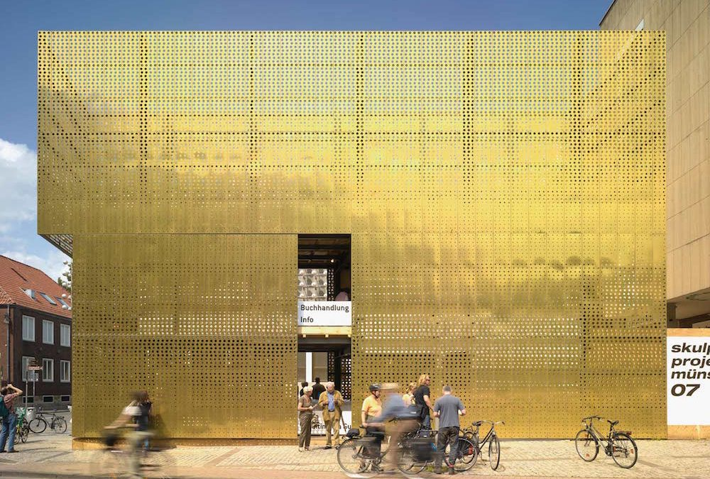 The latest panels, cladding, & screening help facades to shine