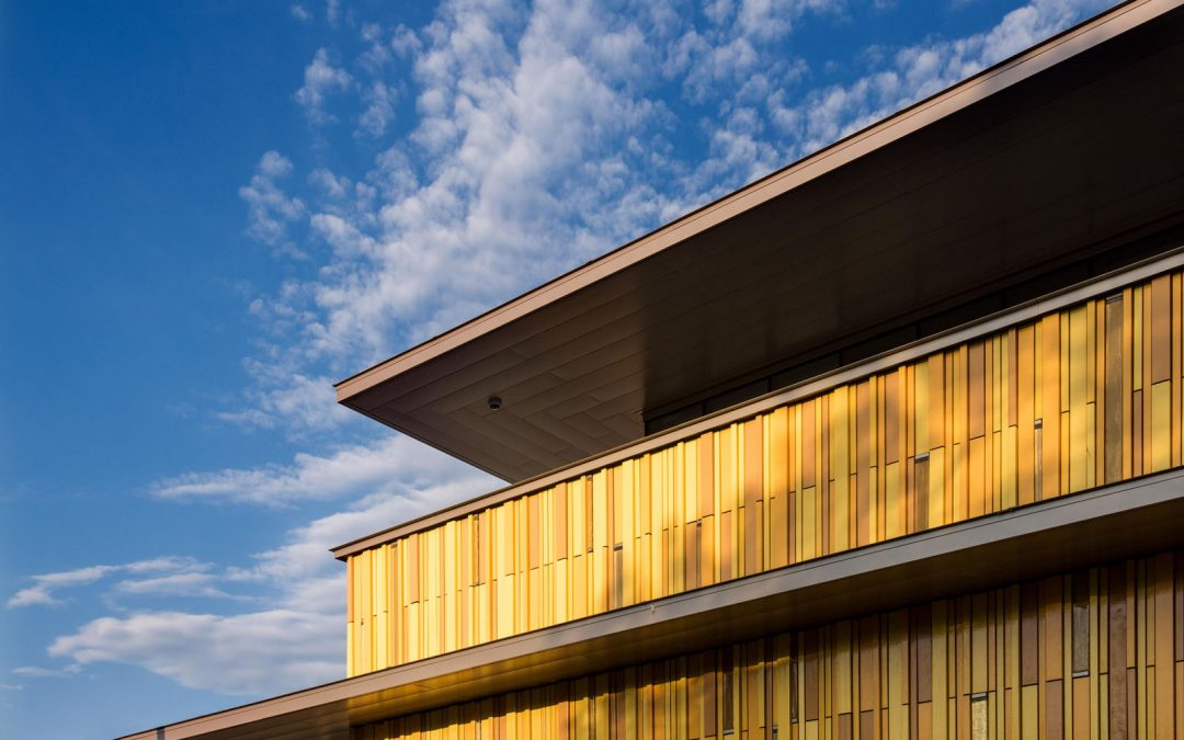 Olson Kundig creates dynamic terracotta pattern at Kirkland Museum in Denver
