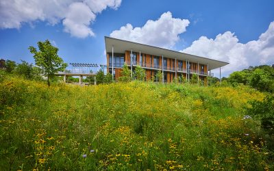 Pittsburgh's Frick Environmental Center is awarded Living Building certification