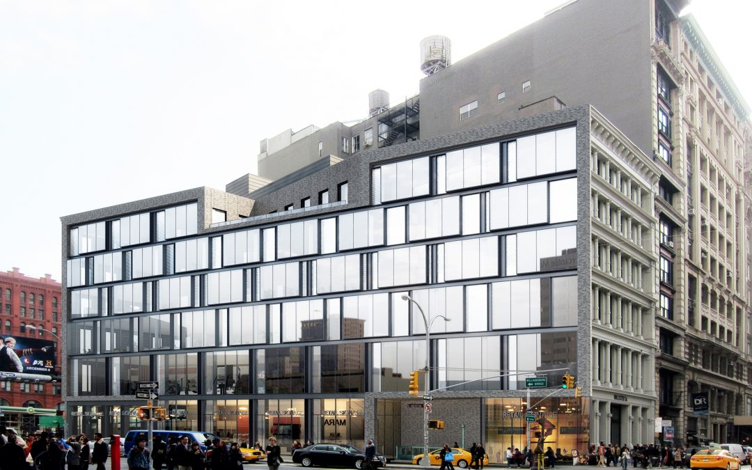 S9 Architecture's 606 Broadway approaches completion