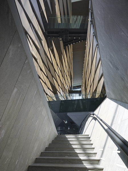 L-1: look up atrium