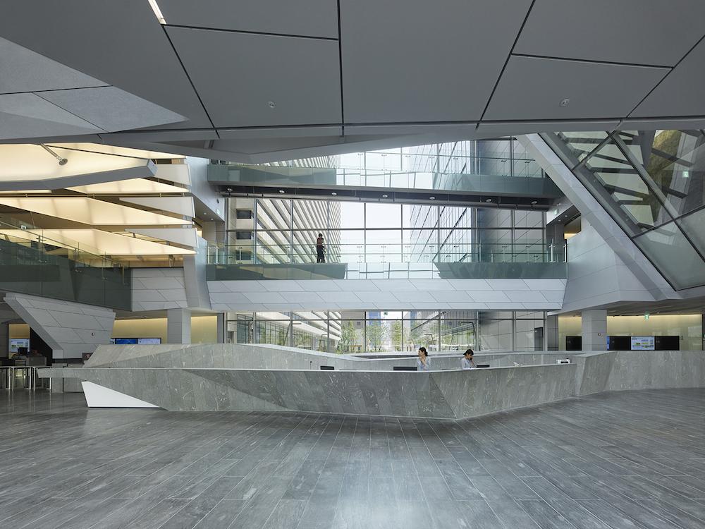L1: atrium