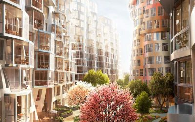 Permasteelisa and Frank Gehry partner up for Battersea Development