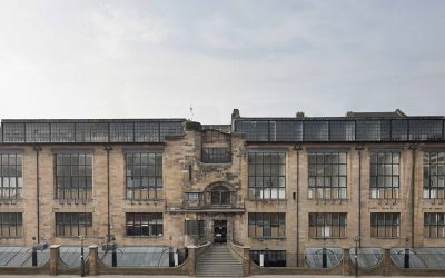 The Glasgow School of Art announces full restoration after second fire