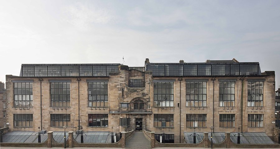 1-The-Mackintosh-Building-at-The-Glasgow-School-of-Art-before-the-fire.-photocredit-McAteerPhoto-copy-2 (1)