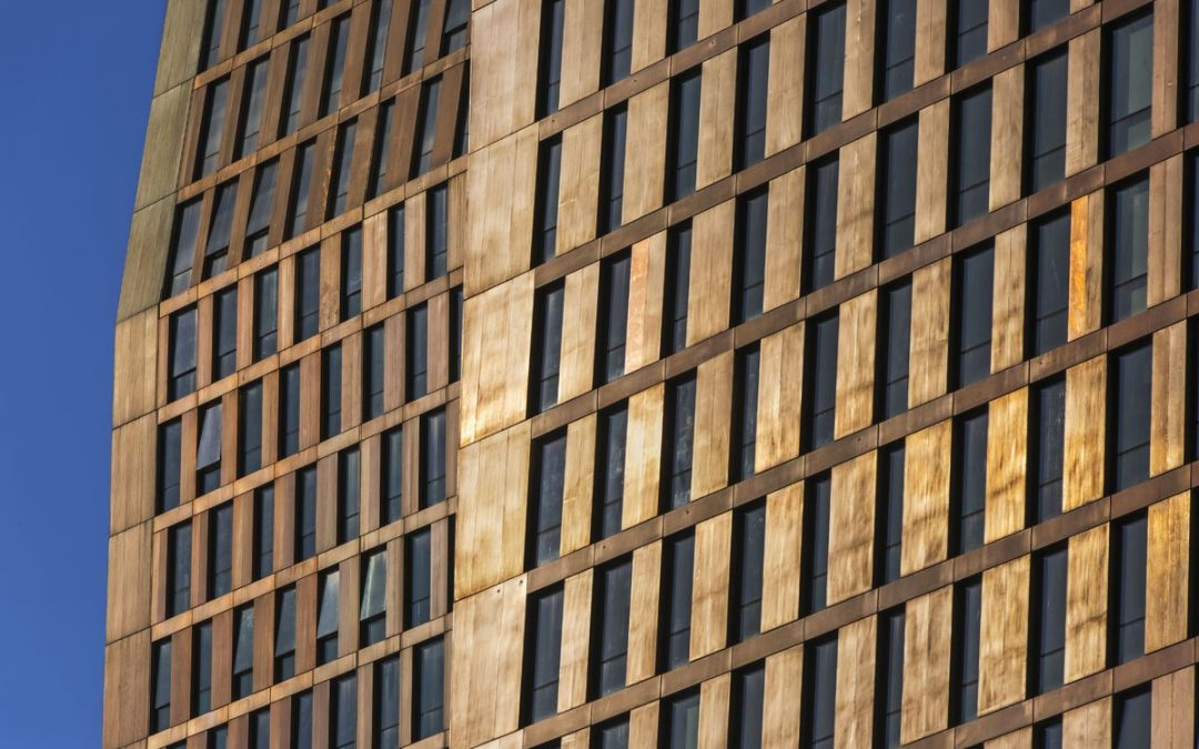 SHoP's American Copper Buildings wear a skin designed to age gracefully