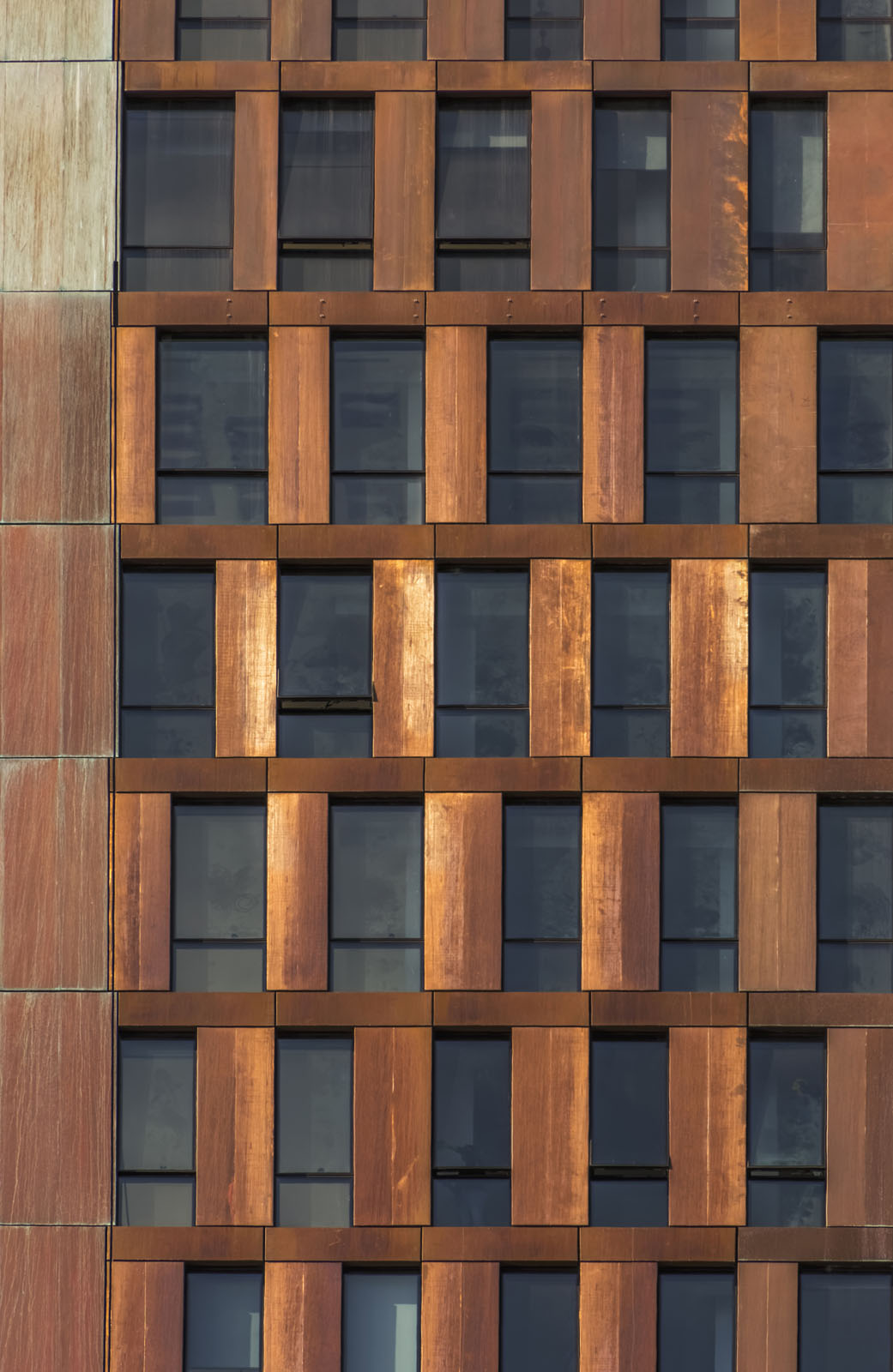 American Copper Buildings, Location: New York, New York, Architect: SHoP