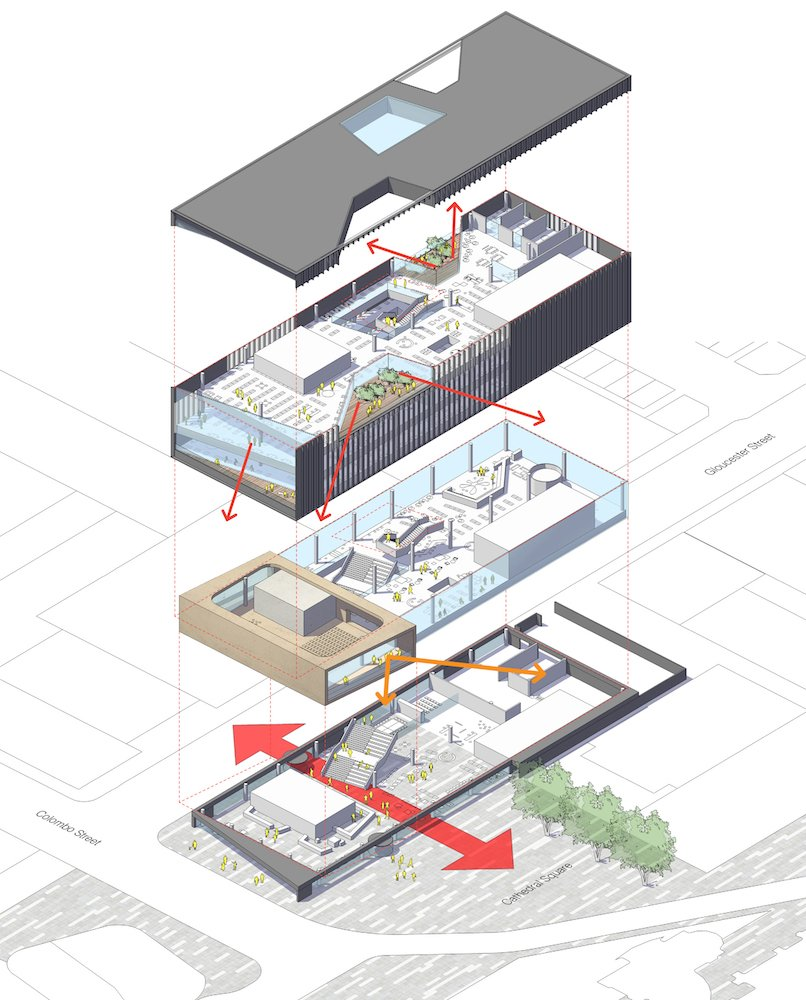 Tūranga_Christchurch-New-Central-Library_Diagram