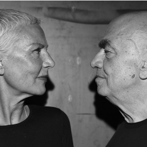 Massimiliano Fuksas and Doriana Fuksas