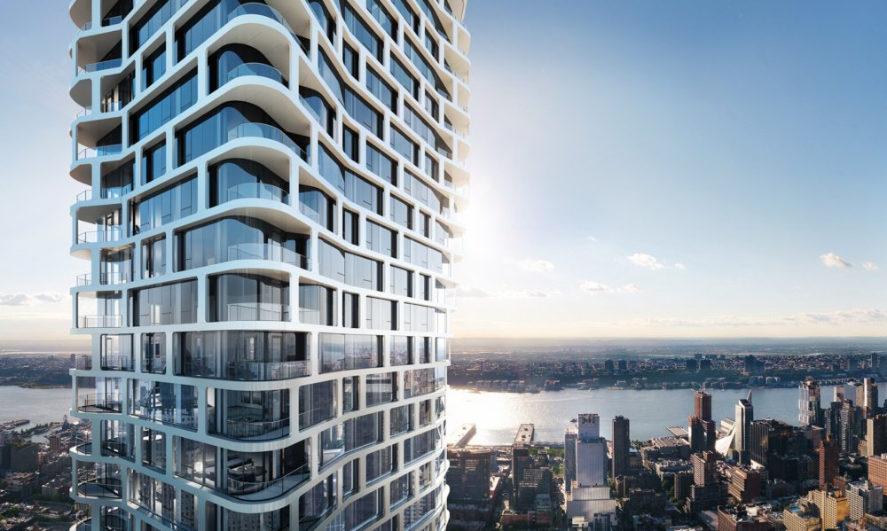 CetraRuddy's ARO undulates in Midtown with composite aluminum and glass