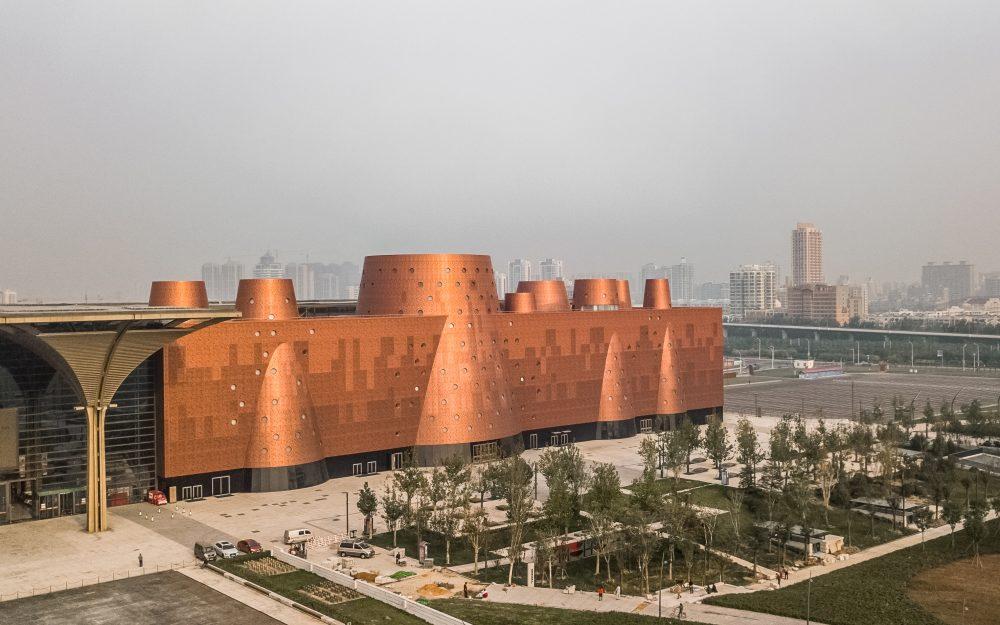 BTA - Tianjin Exploratorium - Drone 201810-6