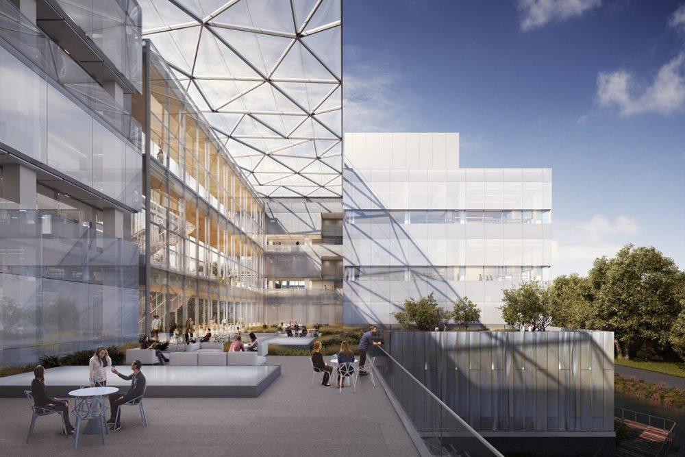 Knight-Campus-Courtyard