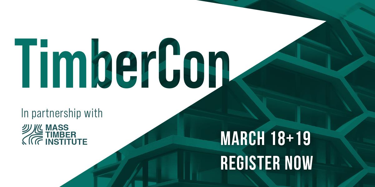 TimberCon Invite to Register