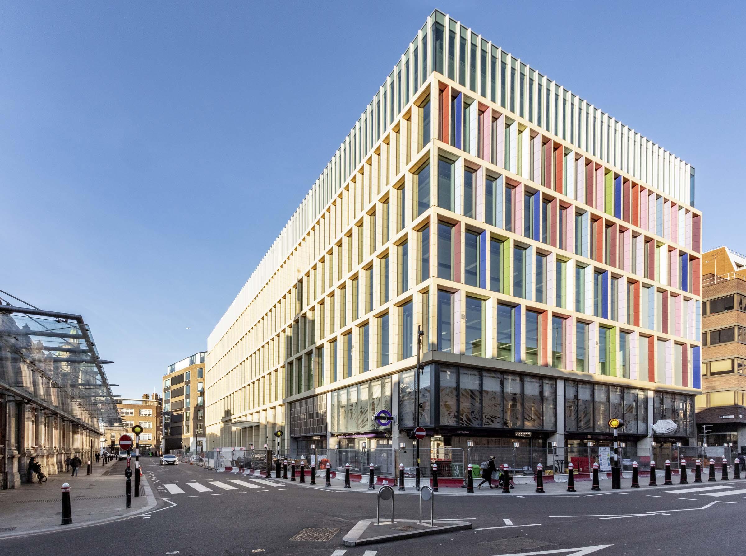 PLP Architecture - Kaleidoscope 1 (c)Jeremy Felson