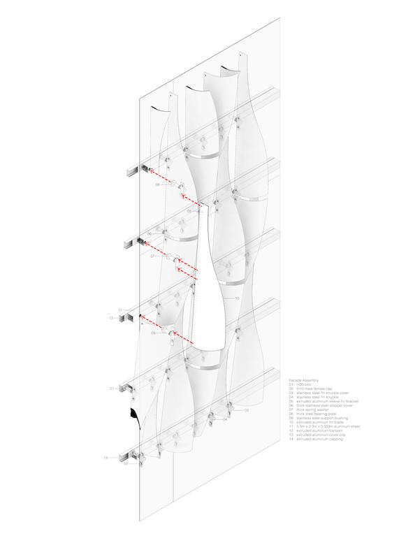 diagram - assembly axo