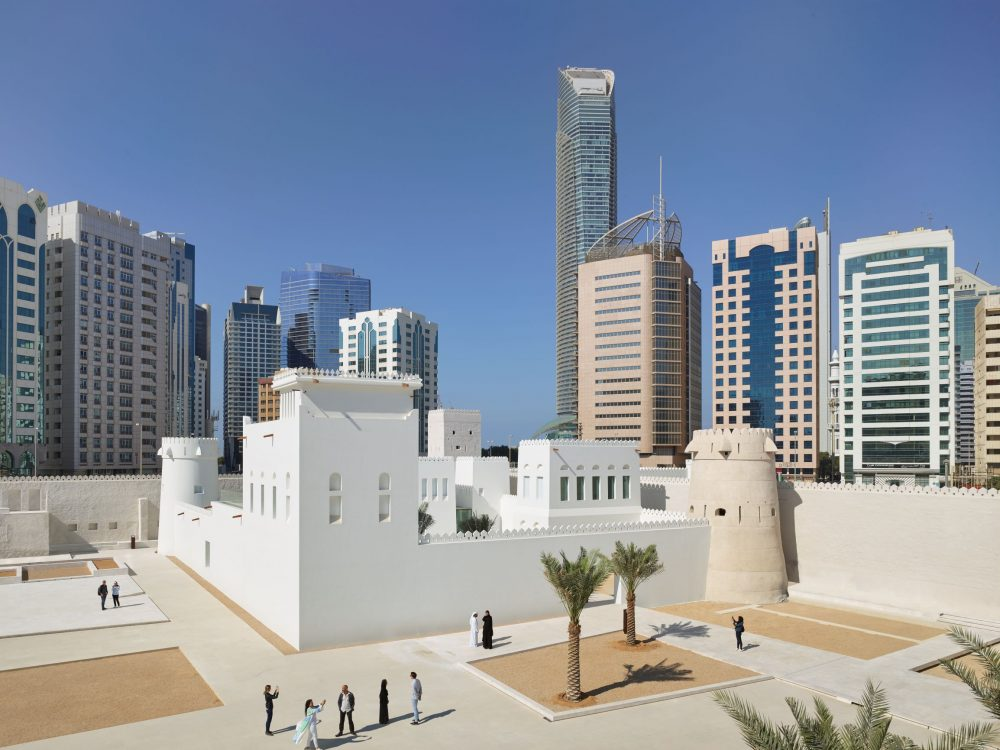 Abu Dhabi's oldest building stands strong after intensive stone restoration