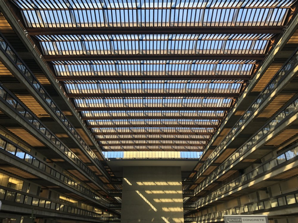 Eero Saarinen's Bell Labs stays bright with the largest photovoltaic skylight in the U.S.
